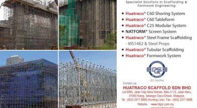 HUATRACO SCAFFOLD