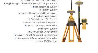 Mojigoh Surveying